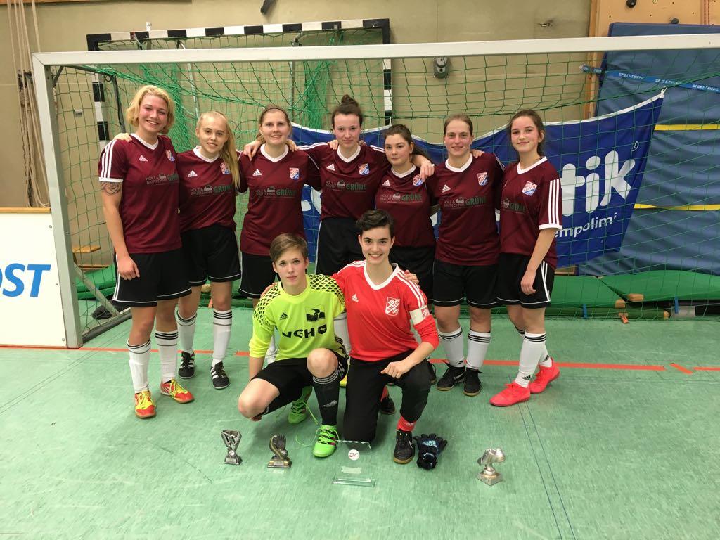 TSG Ahlten gewinnt Ladies-Trophy 2017