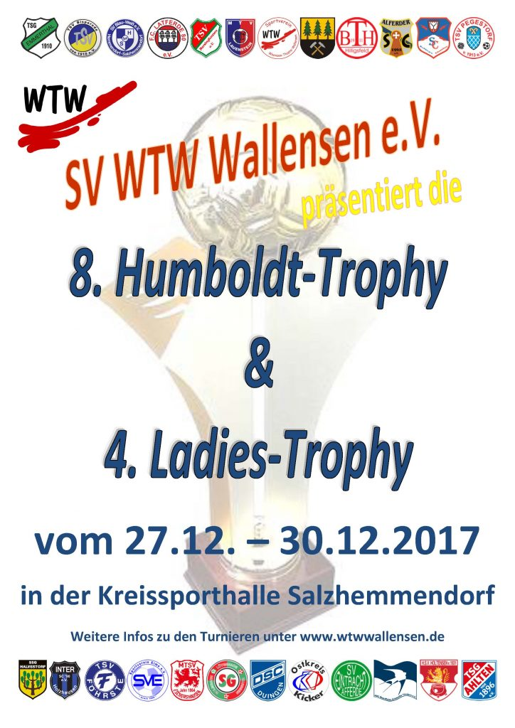 8. Humboldt-Trophy & 4. Ladies-Trophy 2017
