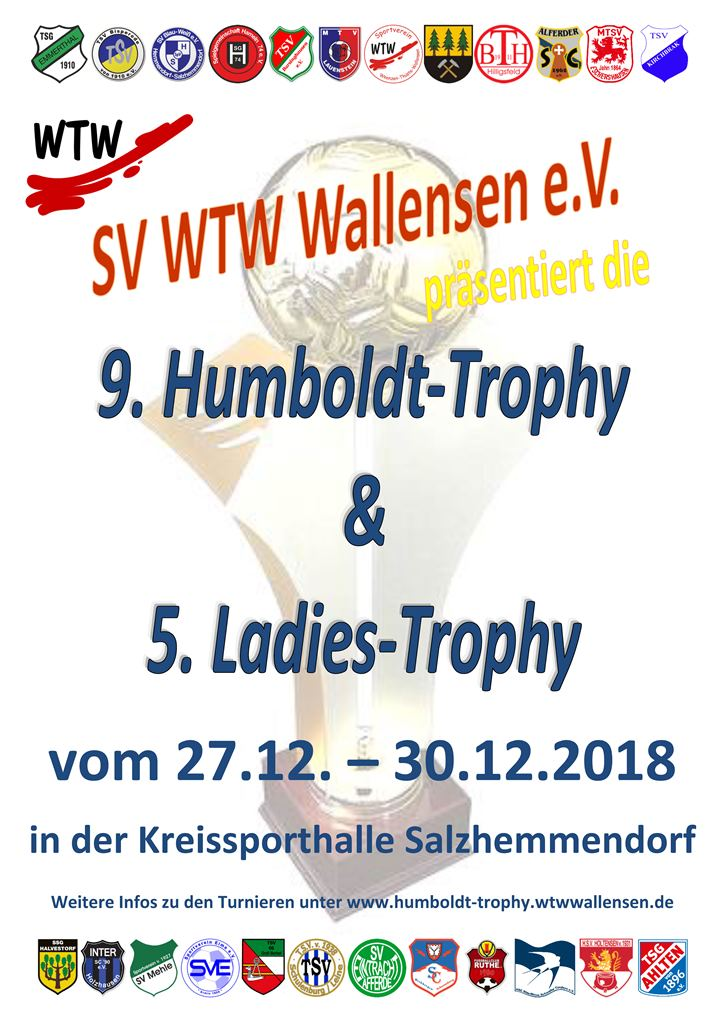 9. Humboldt-Trophy & 5. Ladies-Trophy 2018