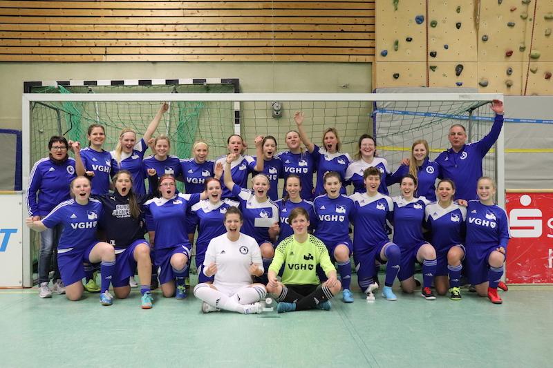 SG BW Tündern/FC Latferde gewinnt die Ladies-Trophy 2019